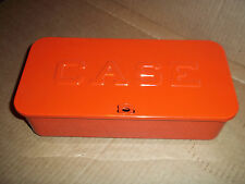 New tool box Case SC DC 400 500, late RC and LA tractor toolbox
