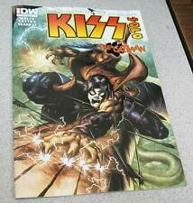 KISS SOLO #4 THE CATMAN NEAR MINT REGULAR COVER 2013 IDW COMICS
