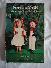 German Dolls by Patricia Smith Featuring Character Children and Babies-
