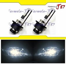HID XENON HEAD LIGHT CNLIGHT D4R TWO BULB 5000K WHITE PLUG PLAY REPLACEMENT LAMP
