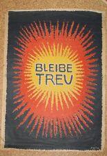 """""""Bleibe treu""""  Abstimmung Schleswig 14. März 1920 Plakat Johann Holtz Maler 1875"""