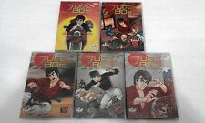 DVD ANIME USED JUDO BOY SERIE COMPLETA 5 DVD