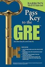 Pass Key to the GRE, 8th Edition (Barron's Pass Key to the Gre)