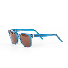 Retrosuperfuture People Crystal Turquoise Fashion Sunglasses SUPER-561 53mm