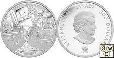 2013 Platinum HMS Shannon and USS Chesapeake $300 Platinum Coin 1oz 9999 (13213)