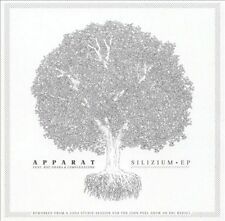 Silizium EP [EP] by Apparat (Germany) (CD, Jan-2005, Shitkatapult)