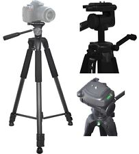 """Professional 75"""" Heavy Duty Tripod with Case for Nikon D3100 D5100"""