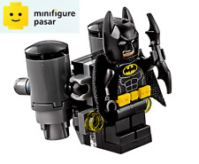sh329 The Lego Batman Movie 70908 - Batman Minifigure with Jetpack - New