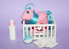 Mein kleines/ My Little Pony G1 *Baby Firefly w/accessories* mon petit