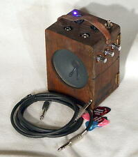 Electric Cigar Box Guitar Practice Amp - Boss DM-2 Clone Delay