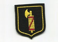 German Italian 29th Grenadier  Division Enlisted Mans Sleeve Shield copy2