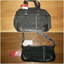 Puma Pulse Hand Bag or Grip Bag Black Gray