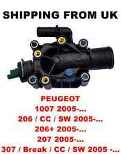 THERMOSTAT HOUSING PEUGEOT 1007 206 CC SW + 207 307 CC SW  1.4 1.6 16V 1336.Z0