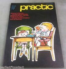 Practic Heft 1/1968 Handgas für den Trabant ° Stuhlaufsatz für Kleinkinder