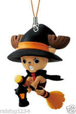 BANDAI One Piece Anime Chopper Halloween Phone Strap Gashapon Figure (#E)