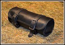 Sacoche de fourche sac trousse a outils en Cuir Souple Simple Modèle - NEUF