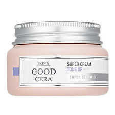 [HOLIKA HOLIKA]  Skin & Good Cera Super Cream Tone Up 60ml / Korean cosmetics