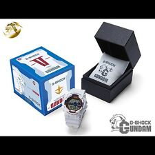 New Gundam g-shock gshock g 35th Bandai Mobile Suit g-shock wrist watch