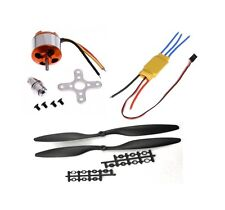 A2212 1400KV Brushless Motor 30A ESC 1045 Propeller Set - Multirotor /Quadcopter
