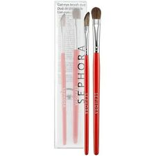 NEW SEPHORA COLLECTION Cat Eye Brush Duo / Cat Eye Brush Set New In Box