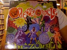 Zombies Odessey and Oracle LP sealed vinyl RE reissue Odyssey