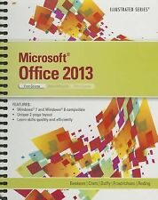 Microsoft® Office 2013 : Introductory, First Course by David W. Beskeen...
