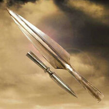 MUSEUM REPLICAS Frank Miller's 300 Spartan Spear Head And Butt Cap Replica NEW