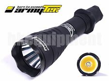 ArmyTek Predator PRO v3 Cree XP-L HI SMO Warm White LED Flashlight Black LIMITED