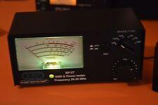 KPO KP 27 ( MAAS K SWR 1000  KSWR 1000)SWR+Powermeter, 26-30 MHz