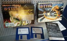 R-type by Factor 5 ~ Atari st ~ en boîte ~ neuf/sealed Collectible ~ allemand/ENGLISH
