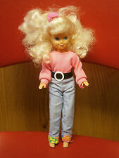 """Barbie Friend - Blonde Kid Kore Doll with 2 pc Outfit 7 1/2"""" Tall"""