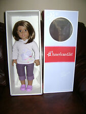"AMERICAN GIRL DOLL 18"" GIRL LIKE ME face mold of  MARISOL New Open Box JLM / AG"