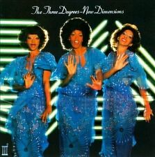 New Dimensions by The Three Degrees (CD, Aug-2010, BBR (UK))
