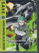 Eureka Seven AO The Complete Series - S.A.V.E. (DVD, 2015, 4-Disc Set)