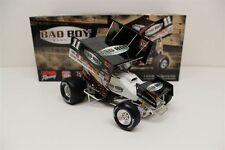 2014 STEVE KINSER BAD BOY BUGGIES ACTION SPRINT CAR 1:24 STP R&R RACING GMP