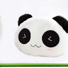 "Cute Animal Panda Doll Toy 9.8"" High Lying Plush Stuffed Cushion Pillow for Bed"