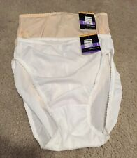 Lot Of 2 BALI SKIMP SKAMP Brief Panties~Size 7 NWT~Women's Underclothes
