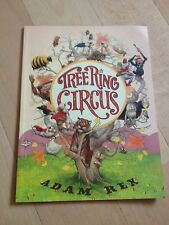 ADAM REX, TREE RING CIRCUS