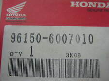 Honda ATC 110 125 200 Freno a tamburo Cuscinetto NOS 96150-6007010 ##