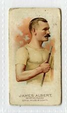 (Gx355-454) Allen & Ginter, N29 The Worlds Champions 2, Albert - Walker 1889 G