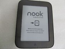 "BARNES & NOBLE NOOK BNRV300 TABLET 6"" 2GB GREY/BLACK  defect (32807)"