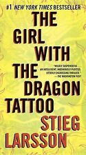 The Girl with the Dragon Tattoo by Stieg Larsson (Paperback / softback)