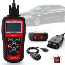 EOBD OBD2 OBDII Car Vehicle Auto Scanner Diagnostic Tool KW808 Fault Code Reader