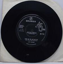 """CLIFF RICHARD : WIND ME UP (LET ME GO) 7"""" Vinyl Single 45rpm EX"""