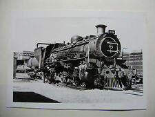 SA047 - 1971 SOUTH AFRICAN Gov RAILWAYS - LOCO No3696 KIMBERLEY STATION Photo