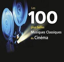 Les 100 plus belles Musiques Classiques du Cinéma - Coffret 6 CD