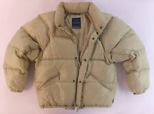 Moncler Grenoble M Great Vintage Winter Ski Puffer Quilted Jacket w/Down Feather