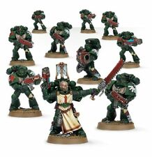 Warhammer 40k Oscuro venganza: Space Marine Dark Angel Tactical Squad