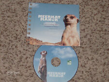 """Meerkat Manor"" RARE DVD! 2 episode DVD! Family Affair & Calm Before the Storm"