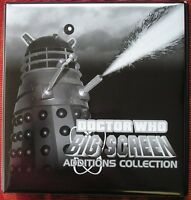 Dr Doctor Who Big Screen Additions Mono Trading Card Binder - Strictly Ink